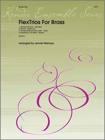 Niehaus, Lennie (arr.): FlexTrios for Brass