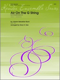 Bach, J.S. (arr. Ziek): Air on the G String for Brass Quintet