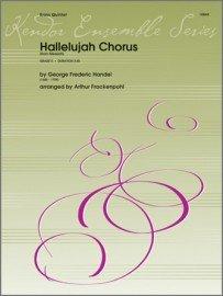 Handel, G.F. (arr. Frackenpohl): Hallelujah Chorus for Brass Quintet