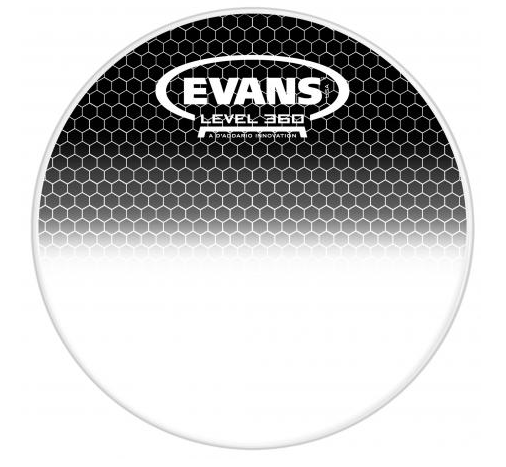Evans System Blue SST Tenor Drumheads