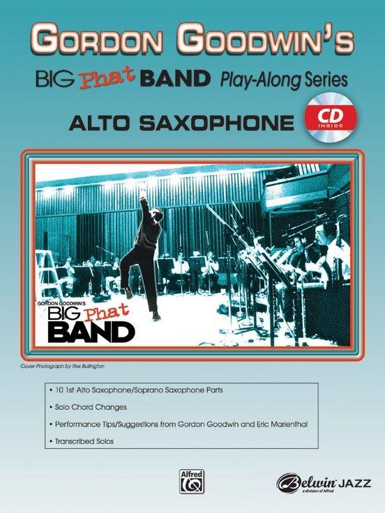 Gordon Goodwin's Big Phat Band Play-Along Series