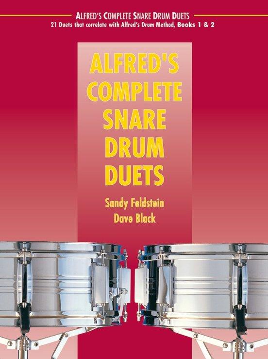 Feldstein, Sandy & Black: Alfred's Complete Snare Drum Duets