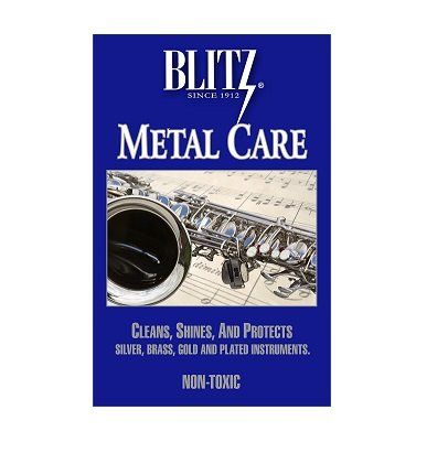 Blitz Metal Care Cleaning Cloth