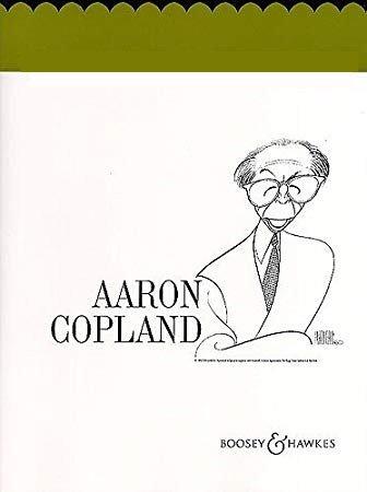 Copland, Aaron: Copland for Baritone Saxophone