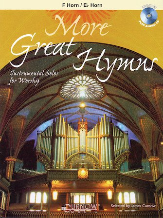 More Great Hymns Instrument Solos for Worship