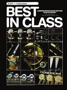 Pearson Bruce: Best In Class Book 1 - Comprehensive Band Method
