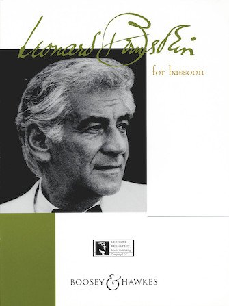 Bernstein, Leonard (arr. Elliot): Bernstein for Bassoon & Piano