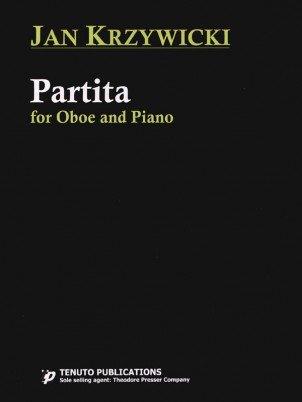 Krzywicki, Jan: Partita for Oboe & Piano