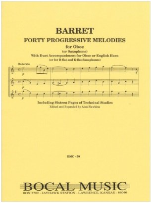 Smith, Larry: Three Angularities for Solo Oboe