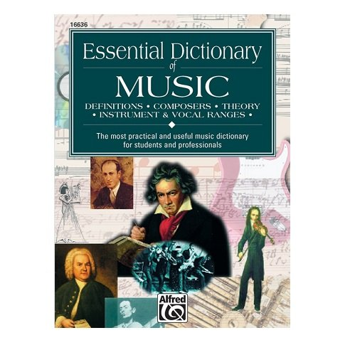 Alfred Essential Dictionary of Music