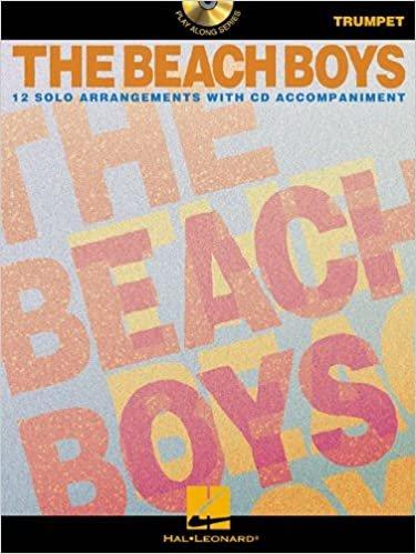 The Beach Boys: 12 Solo Arrangements with CD Accompaniment