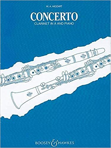 Mozart, Wolfgang A.: Concerto for Clarinet in A