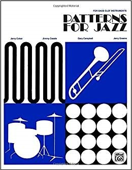 Patterns for Jazz - Bass Clef Instruments
