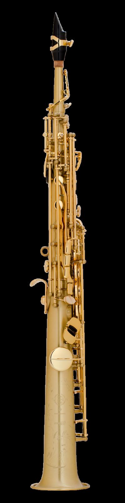 Selmer Paris Series III Model 53 Jubilee Soprano Saxophone