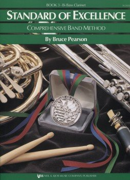 Standard of Excellence Comprehensive Band Method Book 3