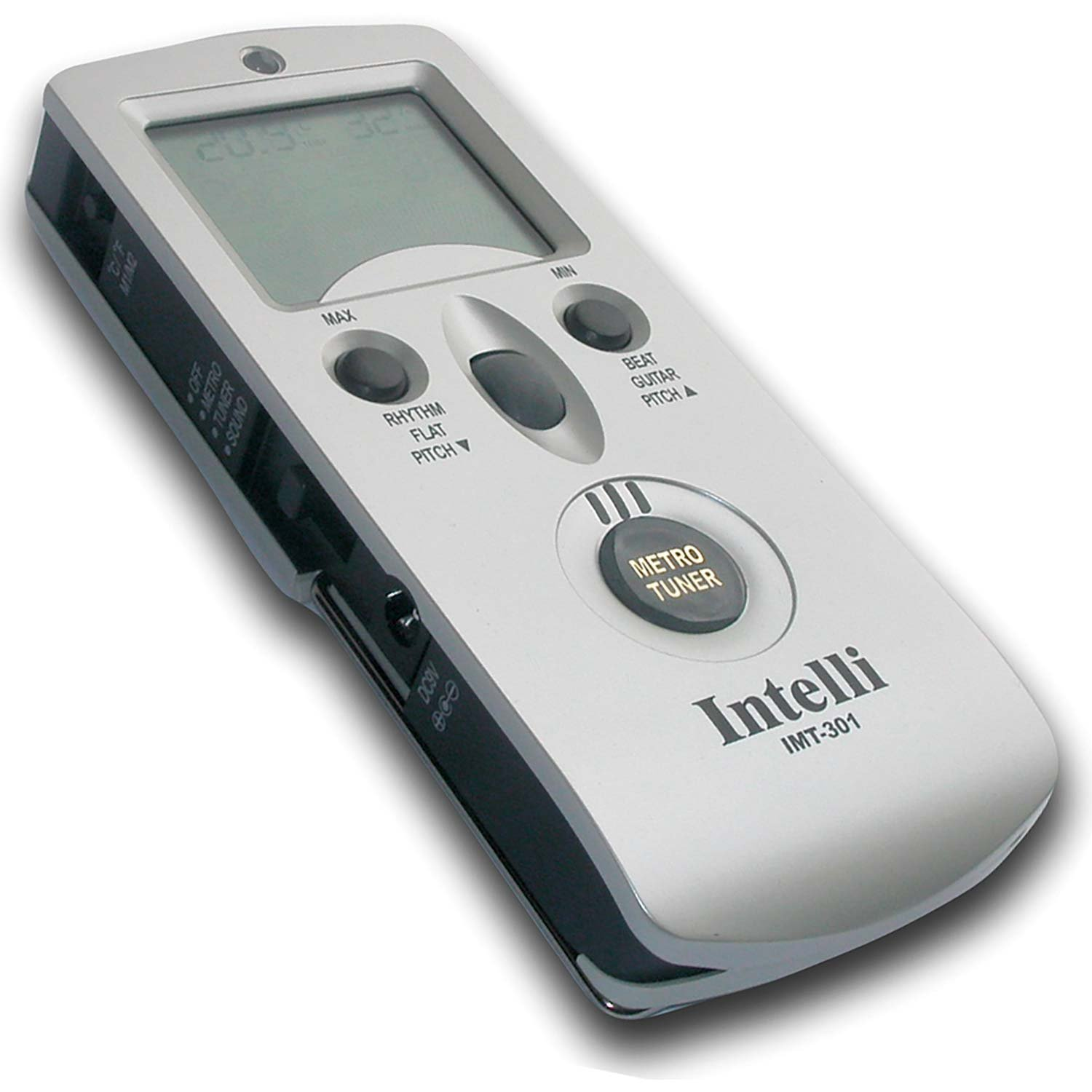 Intelli IMT-301 Digital Metronome and Tuner