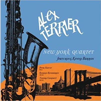 Alex Terrier New York Quartet feat. Kenny Barron