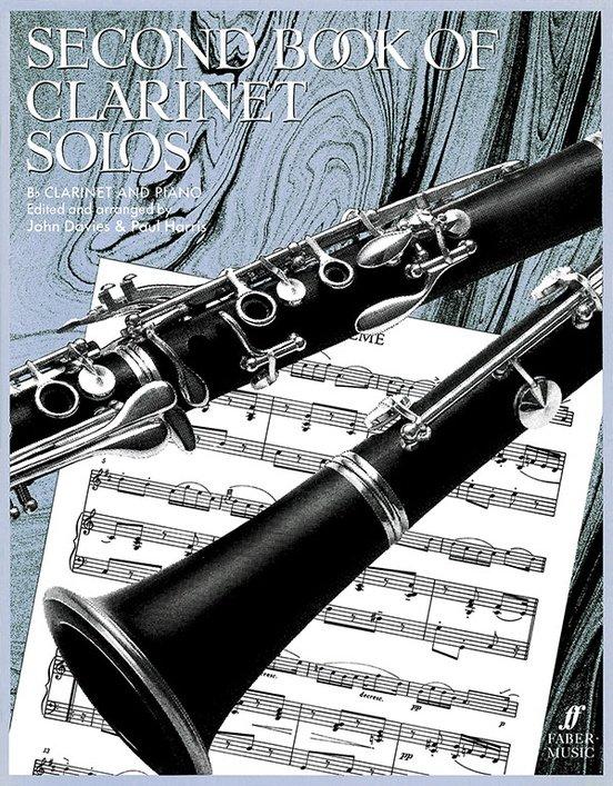 Davies, John & Paul Harris: Second Book of Clarinet Solos