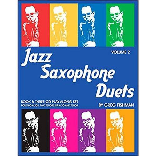 Fishman, Greg: Jazz Saxophone Duets Volume 2
