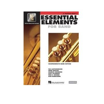 Essential Elements for Band: Book 2