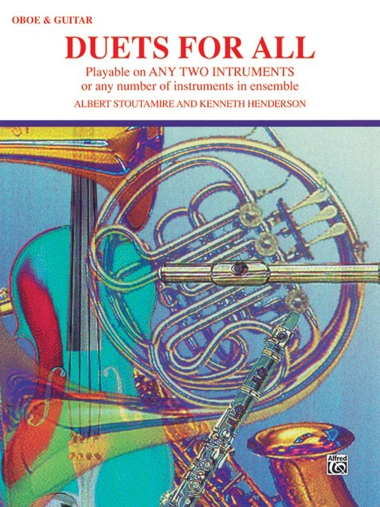 Duets for All: Oboe/Guitar