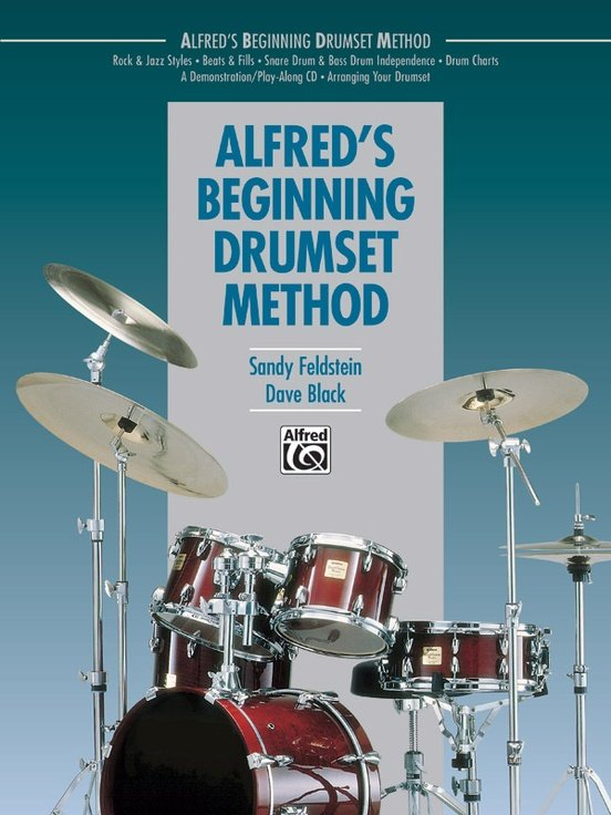 Feldstein, Sandy & Black, Dave: Alfred's Beginning Drumset Method
