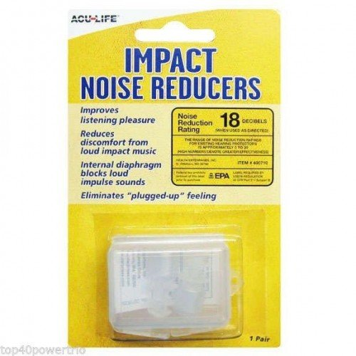 AcuLife Impact Noise Reducers