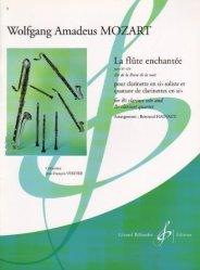 Mozart, W.A.: La flute enchantee KV 620 for Clarinet Solo & Clarinet Quartet