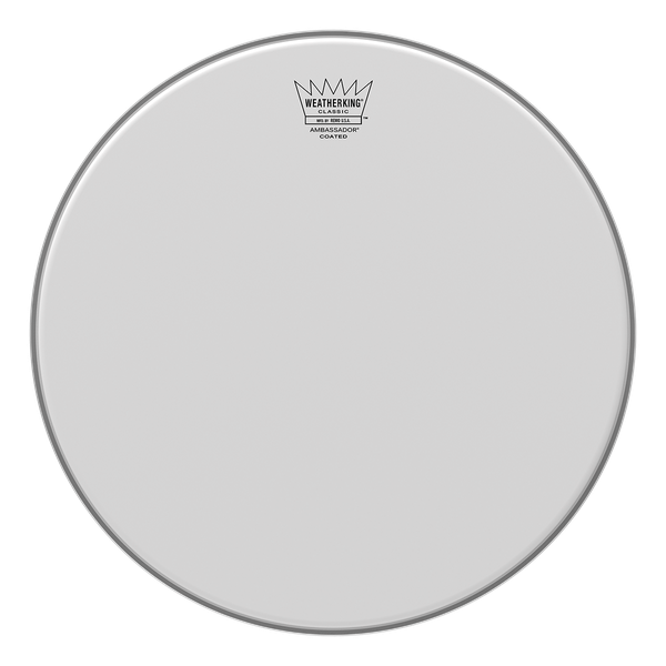 Remo Ambassador Coated Classic Fit Drumheads