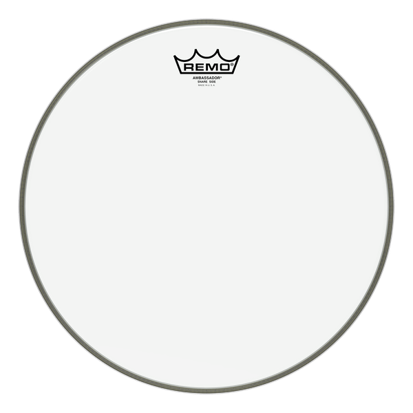 Remo Ambassador Hazy Snare Side 14-inch Drumhead