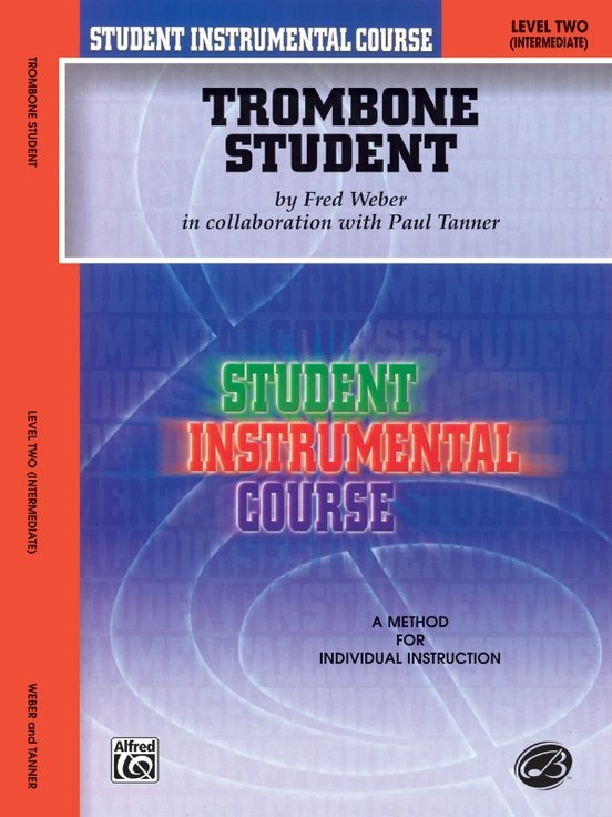 Student Instrumental Course: Trombone Student Level Two