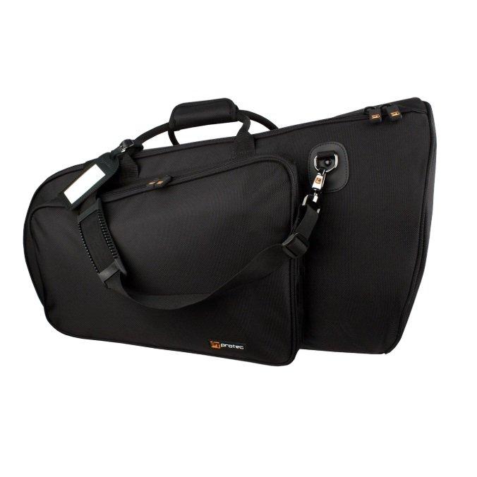 Protec Gold Series Bell-Up Euphonium Bag