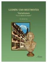 Beethoven, L.V.: Variationen La ci darem la mano for Clarinet Trio
