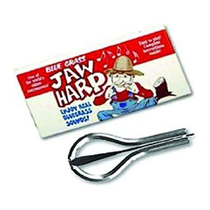 Blue Grass Jaw Harp