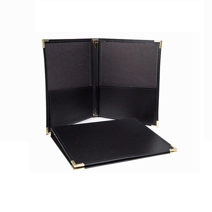 Black Concert Folio