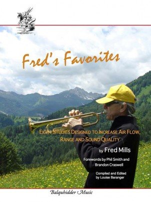 Mills, Fred: Fred's Favorites for Trumpet