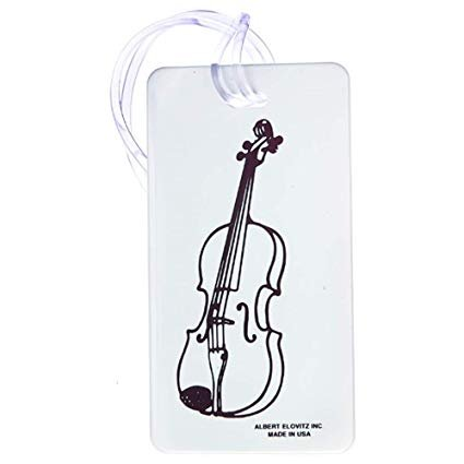 Instrument Case Tag