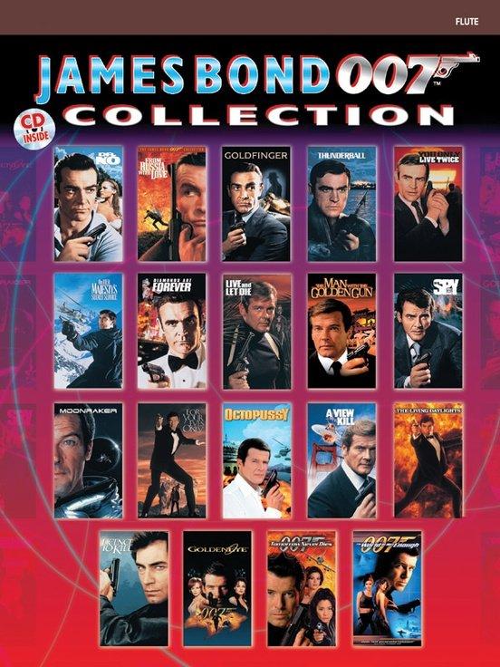 James Bond 007 Collection Instrumental Play Along