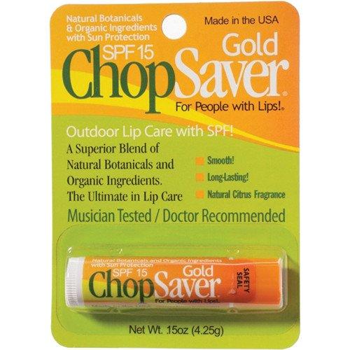 Chop Saver Gold SPF 15 Lip Balm