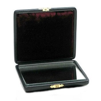 Klawus Leather Reed Case with Mirror Surface