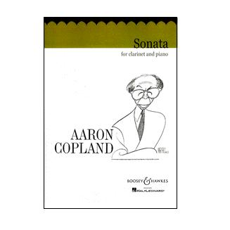 Copland, Aaron: Sonata for Clarinet & Piano
