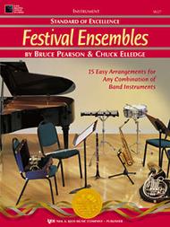 Standard of Excellence Festival Ensembles