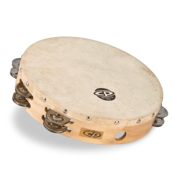 Cosmic Percussion by LP Double Row 10 Tambourine
