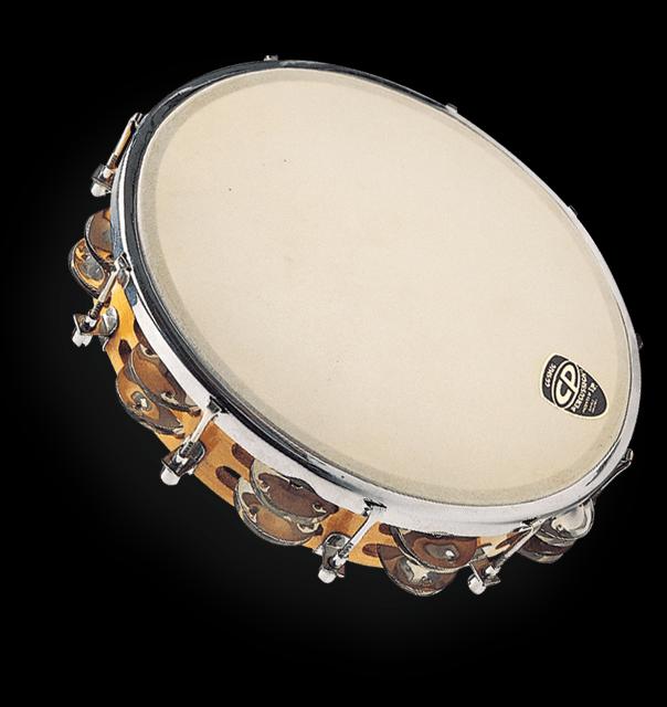 CP 10 Tunable Double Row Tambourine