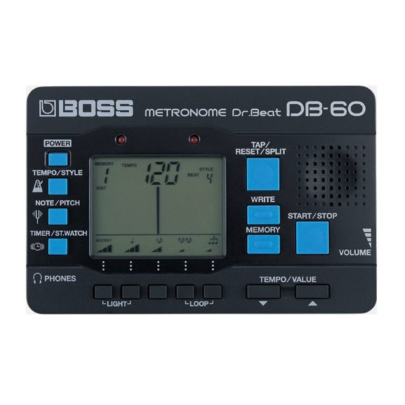 Boss Dr. Beat DB60 Metronome