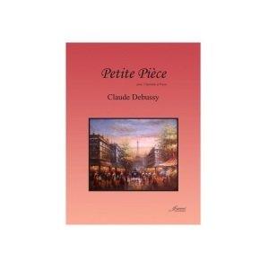Debussy, Claude: Petite Piece for Clarinet & Piano