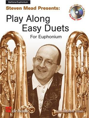 Mead, Steven: Play-Along Easy Duets for Baritone/Euphonium