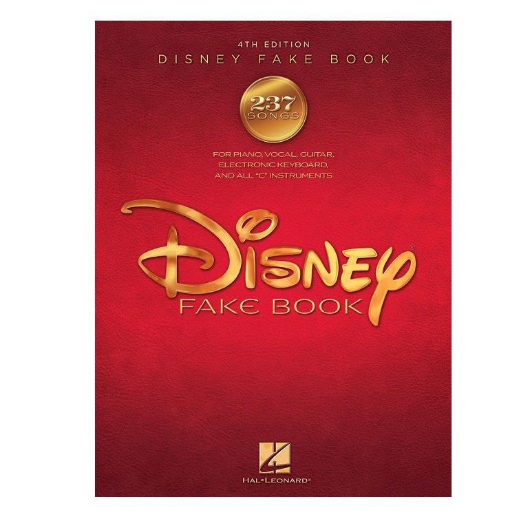 Disney Fake Book