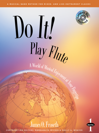 Do It! A Musical Band Method for Mixed and Like Instrument Classes