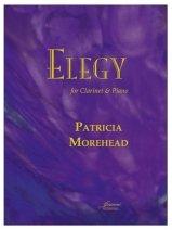 Morehead, Patricia: Elegy for Clarinet & Piano